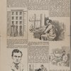 [Montage of illustrations related to Russell Sage, including his homes and haunts]