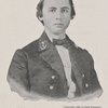 Acting midshipman (afterwards Rear-Admiral William T. Sampson.)
