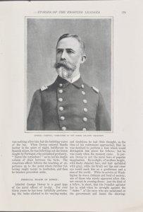 Admiral Sampson, commander of the North Atlantic Squadron.