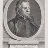 Noel Etienne Sanadon, de la compe. de Jesus. Né à Rouen, le 16 Février 1676. Mort à Paris, le 22 Octobre 1733