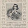 Portrait de George Sand, a l'age de 30 ans.