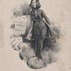 Miroir drolatique. Si de George Sand ce portrait, Laisse l'espirit un peu perplexe, C'est que le Génie est abstrait, Et comme on sait n'a pas de sexe