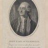 John Earl of Sandwich.Quique sui memores alios fecere merendo; Omnibus his nivea cinquntur tempora vitta