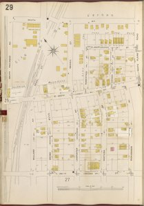 Bronx, V. B, Plate No. 29 [Map bounded by South St., White Plains Rd., Richardson Ave., E. 241st St., South Railroad Ave.]