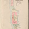 Outline of Robinson's Real Estate Atlas of New York City (Manhattan Island)