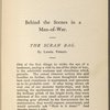 """The log of H.M.S. """"Phaeton"""" 1900-1903"""