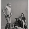[Publicity photo of Matthew Cowles, Lindsay Crouse, Diane Monferdini, and Timothy Meyers in The Foursome, 1973 Oct.]