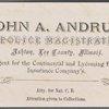 Andrus, J.D., 1861, 1876