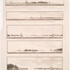 Views of the entrance to New York Harbour].