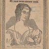 Sketch of the life of Miss Ellen Jewett by one who knew her, [Cover]
