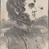 Gen. Antonio López de Santa Anna, president and dictator of Mexico.