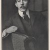 """Alberto Santos-Dumont. From a photograph taken specially for """"McClure's"""" by Miss Zaida Ben Yusuf."""