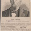 The police gazette's gallery of noted horsemen. George W. Saunders.