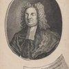 Nicholas Saunderson, L.L.D. Matheseos Professor, Cantabridgiae R.S.S.