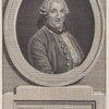 Bernard Joseph Saurin, de L'Academie Françoise, mort le 18, 9bre 1781.