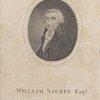 William Saurin, Esqr.