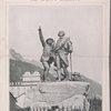 Chamonix. Monument élevé a Benedict de Saussure et a Jacques Balmat