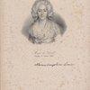 Marie de Savoie. Femme de Louis XVIII. Marie-Josephine-Louise