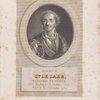Maurice, Cte. de Saxe, Maréchal de France, né à Goslar, le 13 Octobre 1696, mort le 30 Novembre 1750