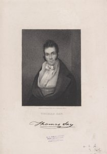 Thomas Say / engraved by Hoppner Meyer from a painting by J. Wood.