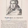 Gerhard David von Scharnhorst. Geb. d. 10 Nov. 1756, gest. d. 28 Juni 1813.