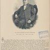 Jakob Gijsbert De Hoop Scheffer. Geb. 18 Sept.. Overl. 31 Dec. 1893.