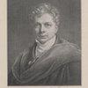 Friedrich Wilhelm Joseph von Schelling. Nach einem Stahlstich aus dem Verlag von Breitkipf u. Härtel in Leipzig.