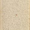 My dearest Mother, It is a most... ALS, Jan. 26, [1834].