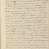 My dearest Mother, I believe I will... Mar. 9, 1834. Letter copied by EPP.