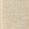My dearest Mother, This morning I took... Mar. 23, [1834]. Letter copied by EPP.