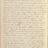 My dearest Mother, I left off in... May 16, 1834. Letter copied by EPP.