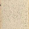 My dearest Mother, Yesterday morning we... ALS. Jun. 19, 1834.
