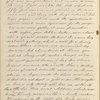 My dear Mother, Mr [James Burroughs]... Jan. 21, 1834. Letter copied by EPP.