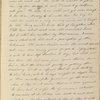 Dear Mother, I fully intended... ALS. Mar. 18, 1834, & last part copied by EPP.