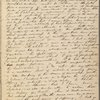 """My beloved Mother, """"I take up the... ALS. Aug. 11, 1834"""