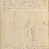 My beloved Mother, I was writing to... ALS. Aug. 17, 1834