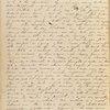 My beloved Mother, Three or four days... ALS. Sep. 8, 1834