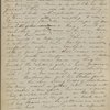 My dearest Mother, This morning my journal... ALS. Dec. 1, 1834.
