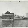 [Pennsylvania Railroad at Pier 50, North River]