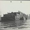 [French Line at Pier 88, North River]