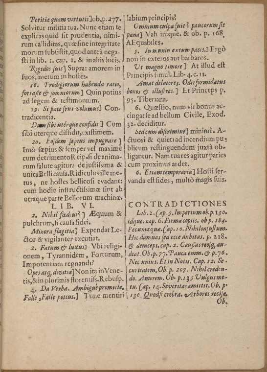 This is What H. De Veno and Syllabvs errorum et contradictionvm Looked Like  in 1604