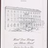 Hotel des Trois Rois at La Rotisserie (HOTEL,RESTAURANT)