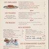 Daily menu held by La Tour de Lyon at restaurant La Tour de Lyon, 1 Rue de Lyon 75012, France (FOREIGN,RESTAURANT)