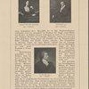 Charlotte von Schiller gem v. Simanowiz ; Schiller (1794) gem v. Simanowiz ; Schiller (1805) gem v. Kügelgen.