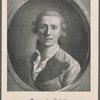 Friedrich Schiller als Regimentsarzt im Jahre 1782.