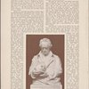 Goethe mit dem Schädel Schillers. Büste von E. Eberlein.