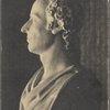 F.A. Ackermann's Kunstverlag, München. Serie 116c. (12 Karten)--Nr. 1660: Schiller, Büste von Weisser.
