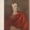 Friedrich Schiller. Gemalt 1805 von Friedrich August Tischbein. (Im Museum de bildenden Künste zu Leipzig.)