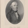 Johann Caspar Schiller. Herzogl. Würtemberg Major. 1723-1796.