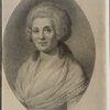 Schillers Mutter: Elizabeth Dorothea Schiller geborene Kodweis.